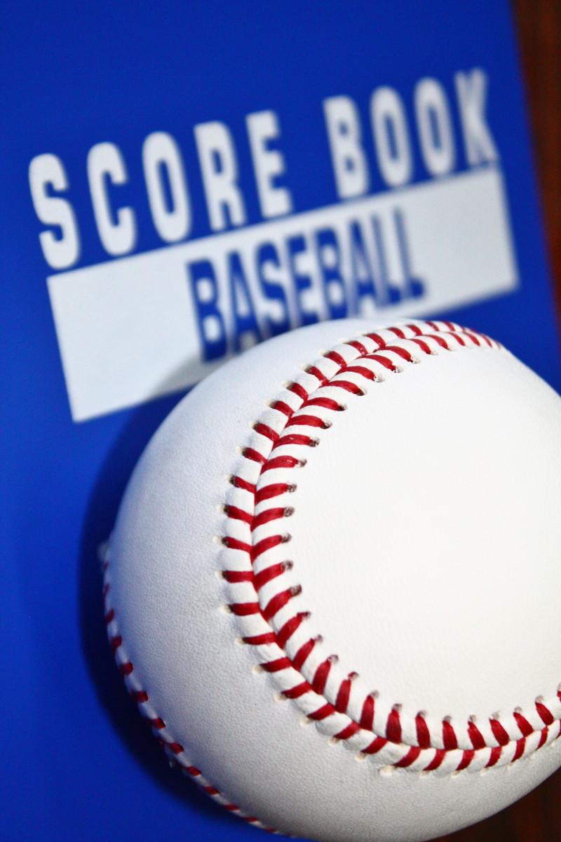 野球スコアブック